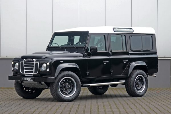 Startech привезет в Эссен Land Rover Defender 3.1